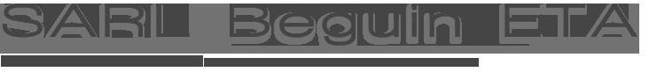 Logo SARL BEGUIN ETA